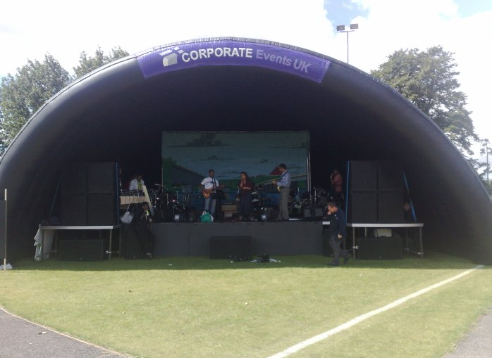 Stage and Staging Hire